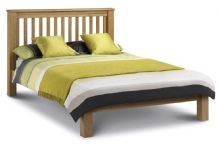 Amsterdam Low Foot End Bed Double 135cm